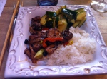 Twice Cooked Pork & Jasmine Rice