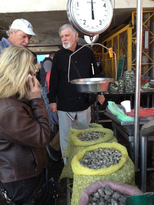 Choosing Clams for Pasta