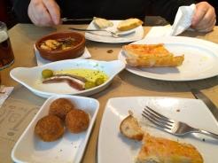 The Tapas Table