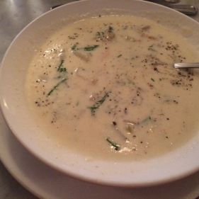 Lighter Chowder