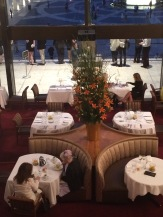 Dining at the Met