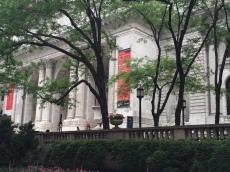 Majestic NY Public Library