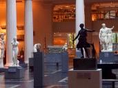 Eclectic Sculpture Garden