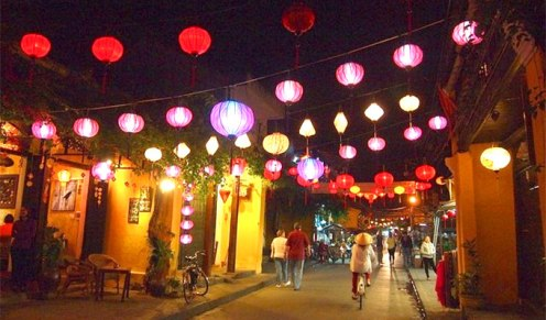 Hoi An after dark
