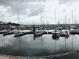 Harbour in Bangor N. Ireland